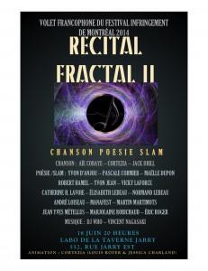 RecitalFractalII